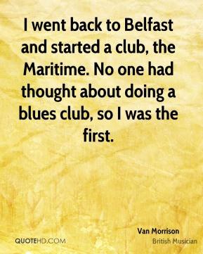 van-morrison-van-morrison-i-went-back-to-belfast-and-started-a-club ...