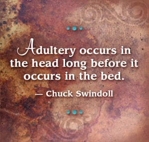 Adultery Evil Only Inasmuch...