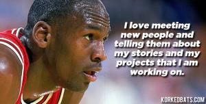 Michael Jordan:
