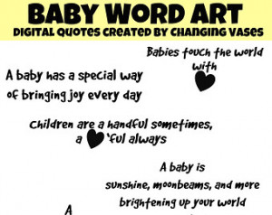 Pregnancy Scrapbook Quotes