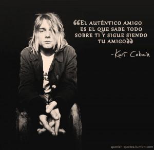 Kurt Cobain #citas #citas en español #español #nirvana #spanish # ...