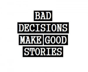 bad, black and white, damn true, good, quote, story, text, true