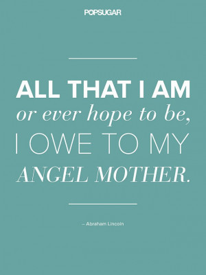 Beautiful Mother's Day Quotes | Gift Ideas for Mother's Day by DIY ...