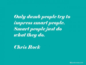 Chris Rock #quote
