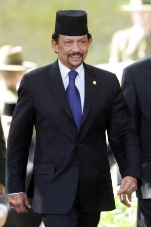 meet the sultan of brunei hassanal bolkiah