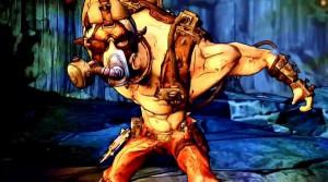 Borderlands 2's next playable character, Krieg the Psycho Bandit ...