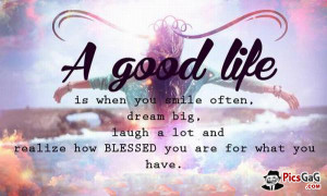 Good Life Quotes And Sayings LIfe Quotes For Teenagers Wallpapers ...