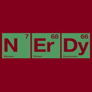 Elements Nerdy T-shirt