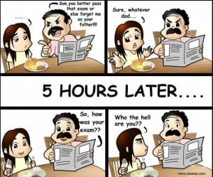 fathers and daughters jokes - funny