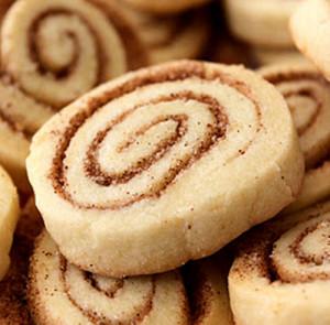 Cinnamon Roll Cookies