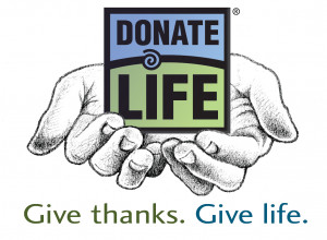 April Is Donate Life Month!