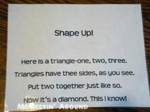 Kite Diamante Poems