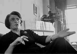 ... Ayn Rand, an inspiration to VP candidate Paul Ryan (Commentary
