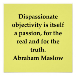 abraham maslow quote posters