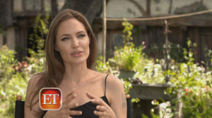 Angelina Transforms Herself Into 'Maleficent' »