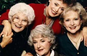 One of the Golden Girls, Estelle Getty died in LA today at the age of ...