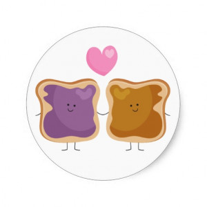 Funny Peanut Butter And Jelly Sandwich Cartoon Peanut butter and jelly ...