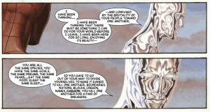 Silver Surfer: Requiem should have been called