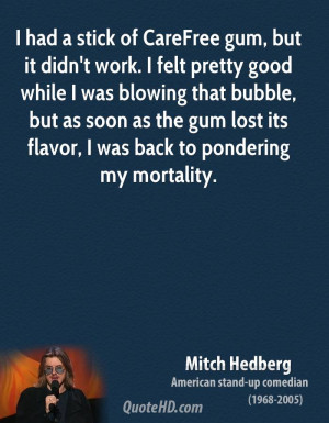 Bubble Gum Quotes