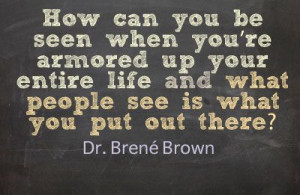 Brene Brown Daring Greatly Quote