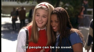 can be so sweet.Clueless Movie Quotes, Clueless Obsession, Quotes ...