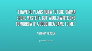 Future Plans Quotes