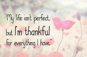 thankful for everything i have grateful quotes