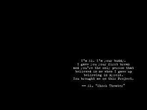 ... bouncing logo season one quotes season two quotes season three quotes
