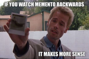 Great Movies Played Backwards Have the Funniest Storylines (19 pics)
