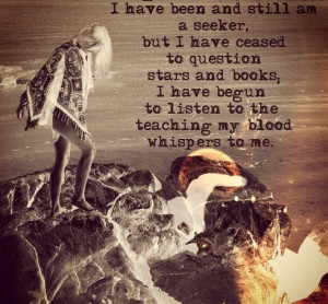 American Hippie Art Quotes ~ Life