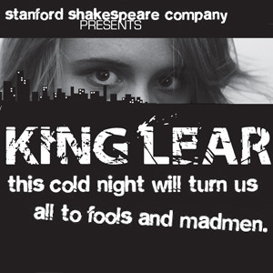 Presented by Stanford Shakespeare Company.