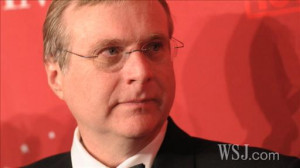 Now, Microsoft Corp. co-founder Paul Allen says he owns the technology ...