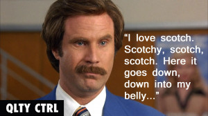 ron burgundy quotes san diego