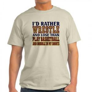 Wrestling Shirt Ideas