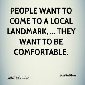 Landmark Quotes