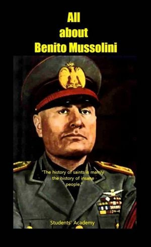 Benito mussolini quotes wallpapers