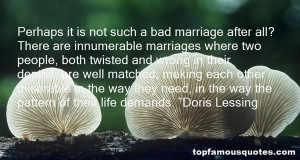 Bad Marriages Quotes