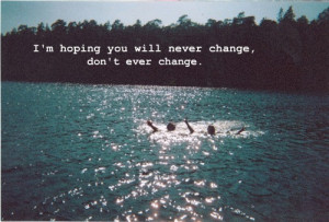 Quotes About Changing Yourself Tumblr #1