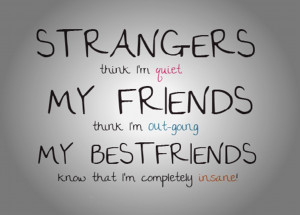 Cute Quotes About Friends - Wallpaper HD