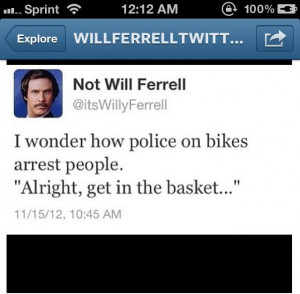 related pictures funny will ferrel tweets will ferrell funny quotes