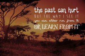 inspirational disney quotes - rafiki - the lion king