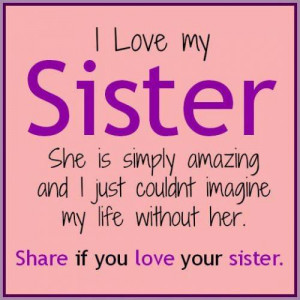 Sisters are connected heart to heart distance and time can't break ...