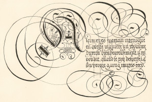 These are the gothic cursive alphabet saivaraks deviantart Pictures