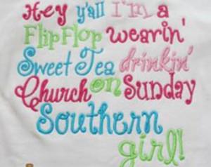 Southern Girl Custom...