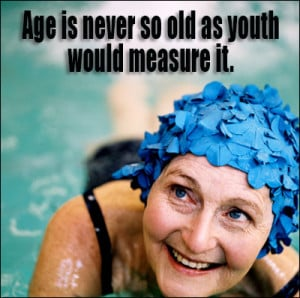 Old men's eyes are like old men's memories; they are strongest for ...