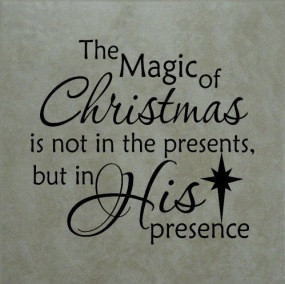 Christmas Sayings
