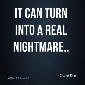 Nightmare Quotes