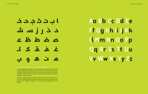 Cultural Connectives: Understanding Arab Culture Through Typography