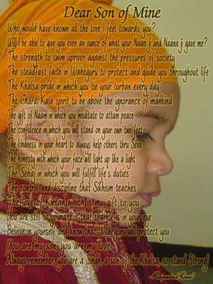 Poem Dear Son, 576x768 in 169.8KB