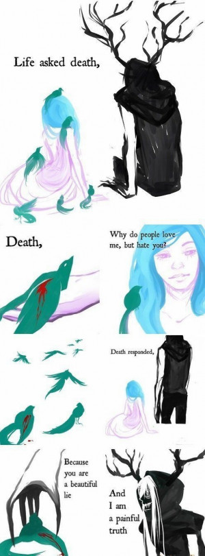 Painful Truth And A Beautiful Lie